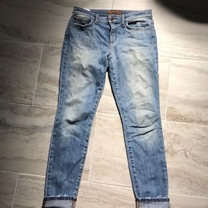 Joes light wash jeans